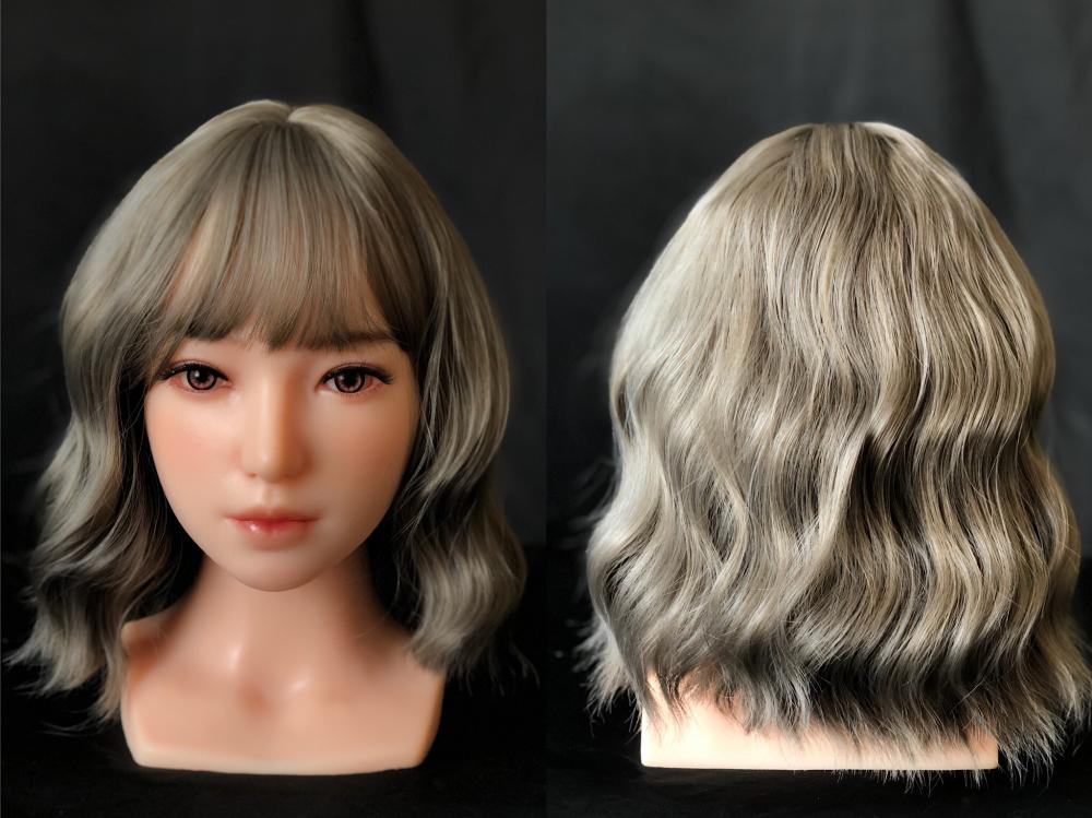Hot sale sino sex doll wig